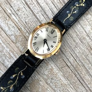 Gorgeous Vintage Timex Mechanical Wind-Up Watch